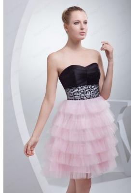 Sweetheart A Line Sweetheart Beading Prom Dress with Side Zipper