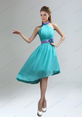 New Fashion High Neck Asymmetrical Multi-color Mother of the Bride Dresses