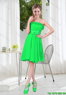 extravagant prom dress with mini length : MagicMiss.Com