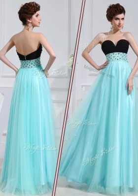 2016 Low Price Empire Sweetheart Beading Prom Dresses for Evening