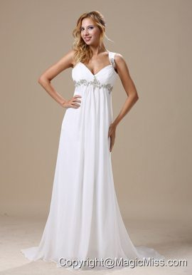 Straps Appliques In Jackson For Custom Made Wedding Dress Chiffon