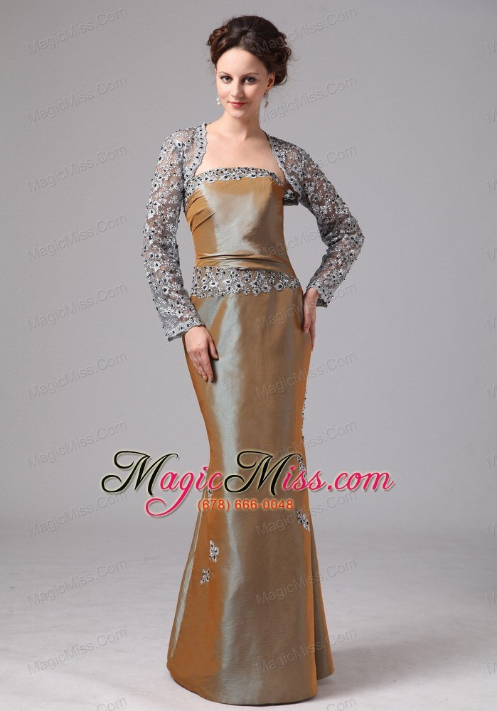 Mother Of The Bride Dresses With Jackets Fall bride dress with jacket