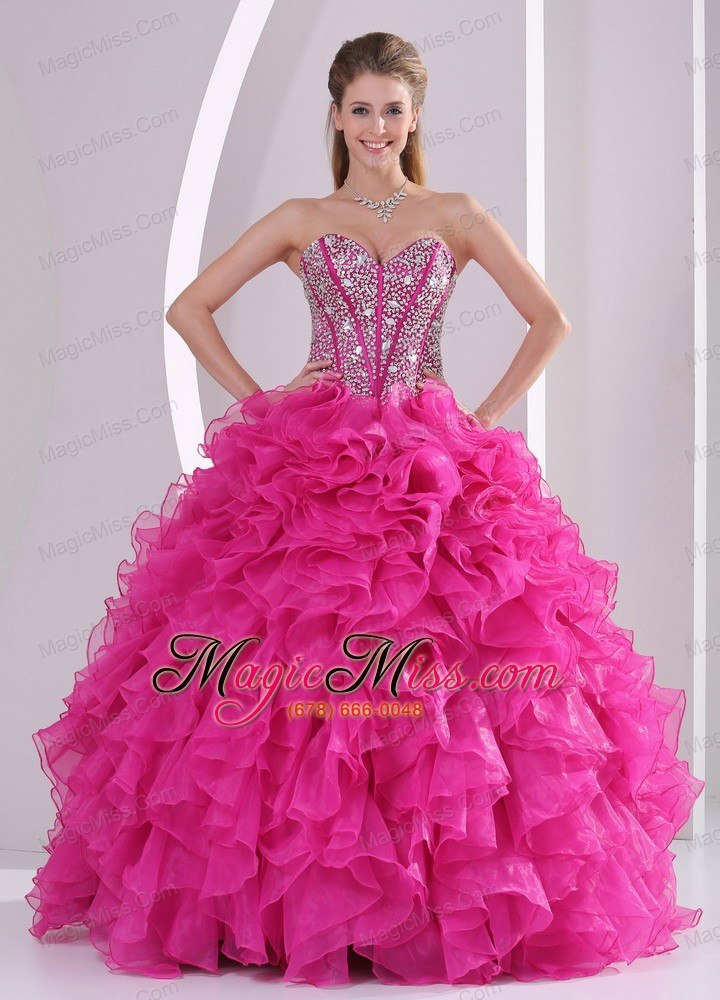 ... ball gown sweetheart beaded decorate quinceanera gowns in sweet 16