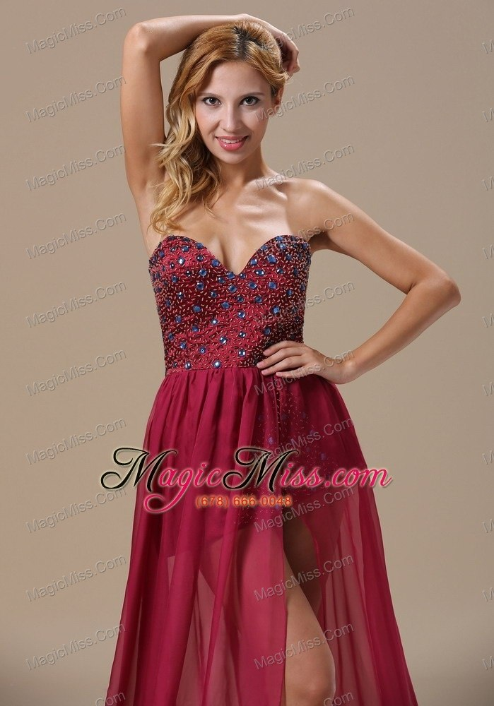 Sweetheart Beaded Bodice and Chiffon In Tallahassee Florida For Prom ...