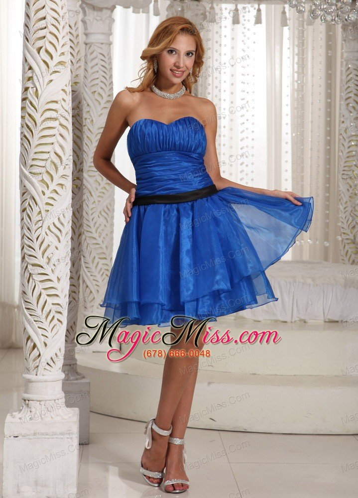 Design Own Plus Size Prom Dress Ruched Bodice With Sweethart Peacock
