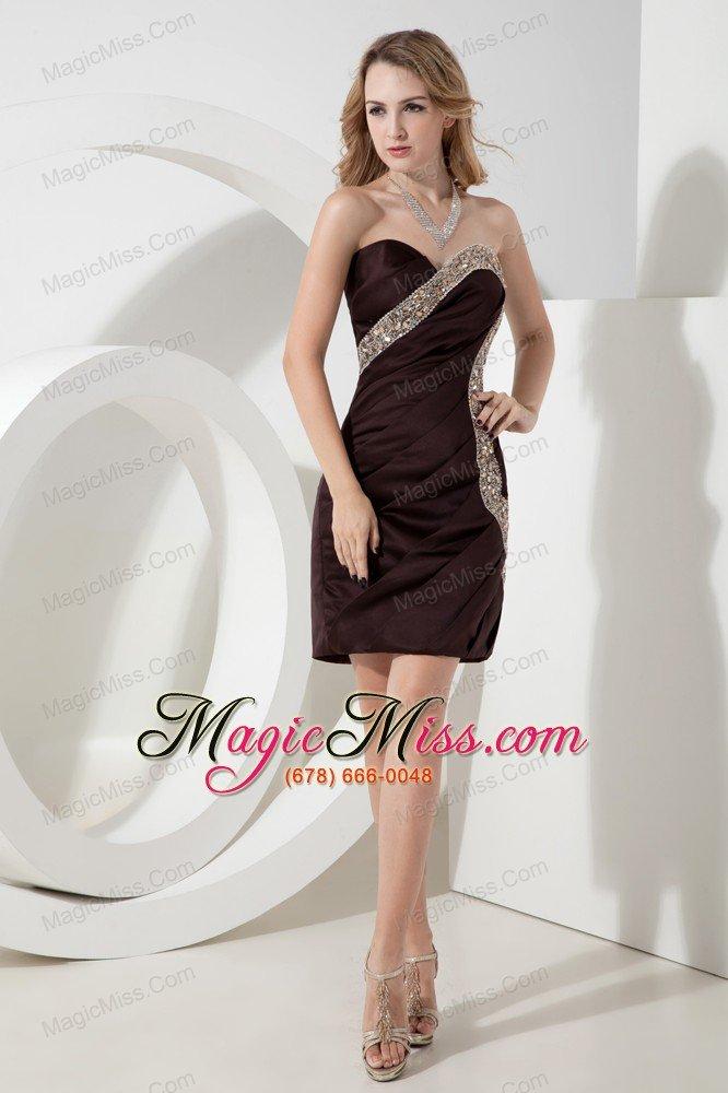 Short Prom Dresses Mini